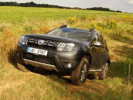 Test: Dacia Duster 1.5 dCi - pohodlnější král levných SUV