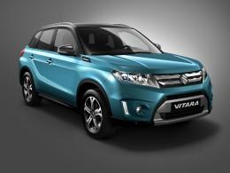 Nová generace Suzuki Vitara je na světě