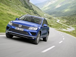 Prodej omlazen�ho Volkswagenu Touareg zah�jen