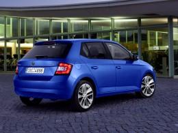 Nová Škoda Fabia - dnes zahájen prodej, kombi v lednu