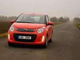 Test: Citroën C1 1.2 Puretech - prcek, co dospěl
