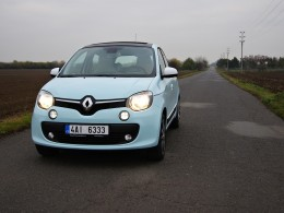 Renault Twingo - všechno jinak