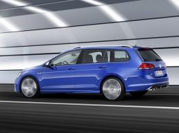 Volkswagen Golf R Variant má 300 koní a pohon všech kol