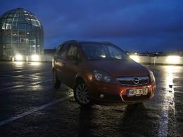 Recenze ojetiny: Opel Zafira II.- rodinn� ide�l?