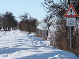Sněhové řetězy povinnost a hlavně jistota