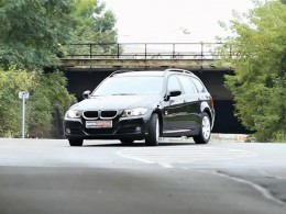Video: Test BMW 318d E90 (2005-2012)