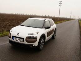 Test: Citroën C4 Cactus - není kaktus jako cactus