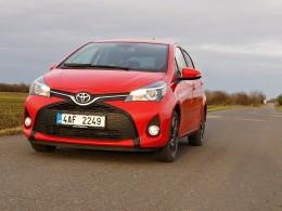 Test: Toyota Yaris 1.33 Dual VVT-i Multidrive S