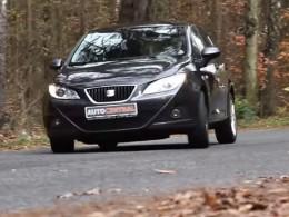Video: Seat Ibiza 1.6 TDI Sport