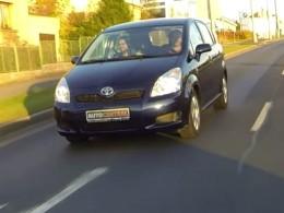 Video: Toyota Corolla Verso 2.2 D-4D