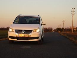 Recenze ojetin: Volkswagen Touran - cen�n� a ob�as zlobiv�
