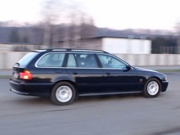 Video: BMW 520i Touring E39