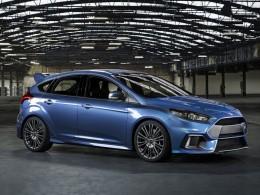 Nový Ford Focus RS dostal pohon všech kol