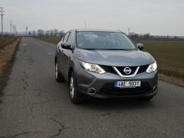 Test: Nissan Qashqai 1.2 DIG-T - ideál nespěchajícího řidiče