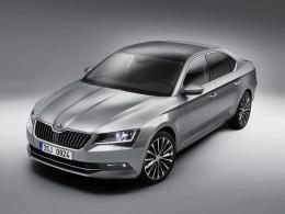 Nová Škoda Superb úplně odhalena, máme fotografie karoserie i interiéru