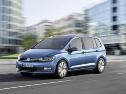 Volkswagen Touran 2015 - oficiální fotografie a informace