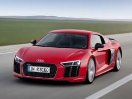 Nové Audi R8 umí stovku za 3,2 s a uhání až 330 km/h
