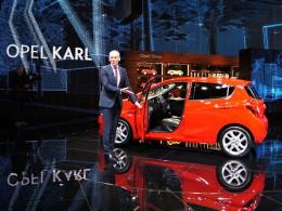 Ženevský autosalon 2015 - Levný Opel Karl a sportovní Corsa OPC