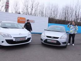 Renault Mégane vs. Ford Focus - známe vítěze srovnávacího testu