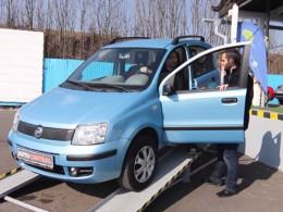 Fiat Panda 4x4 1.3JTD - nákupní taška do města i do terénu