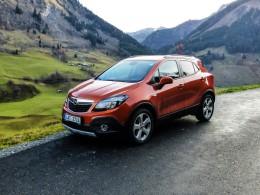 Test: Opel Mokka 1.6 CDTI 4x4 – Dokonalá symbióza.