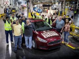 Ford vyrobil již pět milionů motorů EcoBoost
