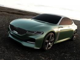 Fastback Kia Novo předobrazem nových kompaktů
