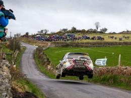Štajf se vrací z Irské Rallye jako lídr ERC2