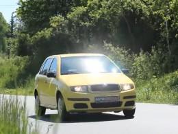 Video: Škoda Fabia 1.2i Classic