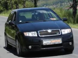 Video: Škoda Fabia 1.9 TDI - nejostřejší Fabie, jakou si můžete koupit
