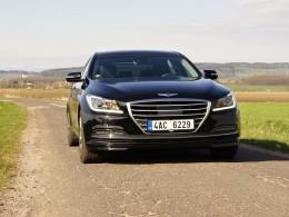 Test: Hyundai Genesis 3.8 GDI - to nejlep�� z Koreje