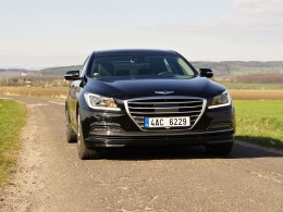 Test: Hyundai Genesis 3.8 GDI - to nejlepší z Koreje