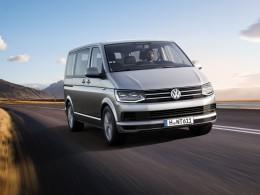 Volkswagen Transporter T6 - šestá generace je tady!