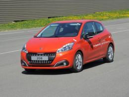Peugeot 208 1.6 BlueHDi ujel na jednu nádrž 2152 km