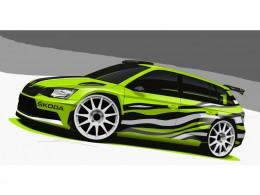 Showcar Škoda Fabia R5 Combi na srazu GTI u Wörthersee