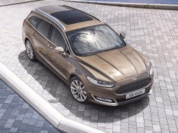 Nový Ford Mondeo Vignale - to nejlepší od Fordu