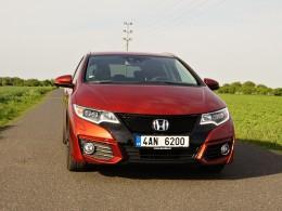 Test: Honda Civic Tourer 1.6 i-DTEC Lifestyle - spořivý praktik