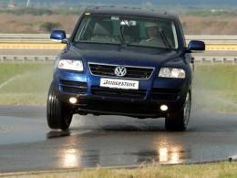 Jak a kde se testují pneumatiky Bridgestone?