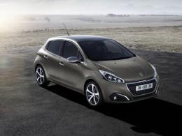 Modernizovaný Peugeot 208 od 245 200 Kč, verze GTi nechybí