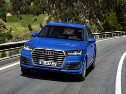 Nov� generace Audi Q7 je leh�� a� o 325 kilogram�