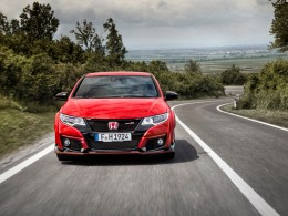 Nov� Honda Civic Type R - v�e o nov�m turbomotoru