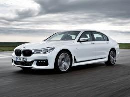 Nové BMW řady 7 přijíždí, umí zaparkovat bez řidiče