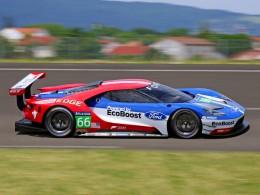 Ford se příští rok vratí do Le Mans, nasadí čtyři modely GT