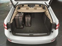 Škoda Superb Combi nabídne největší zavazadelník ve třídě