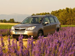 Test: Subaru Forester 2.0 D Lineartronic (+video)