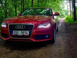 Test ojetiny: Audi A4 Avant z roku 2009 je �armantn� st�lic�