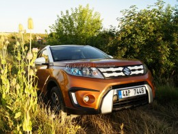 Test: Suzuki Vitara - změna identity