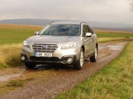 Test: Subaru Outback 2.5i - jako za starých dobrých časů