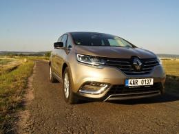 Test: Renault Espace - stylově s rodinou