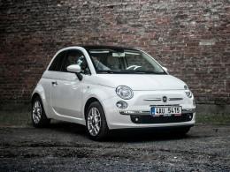 Test ojetiny: Fiat 500 1.4 16v – Stylu má na rozdávání